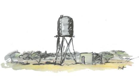 water tower ben hur ssm